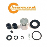 Rear Brake Caliper Rebuild Kit, 36mm Piston, Lucas, Mk2 Golf, Jetta, Scirocco